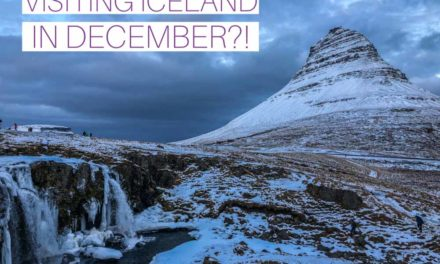 Things to Know When Traveling to Iceland in December