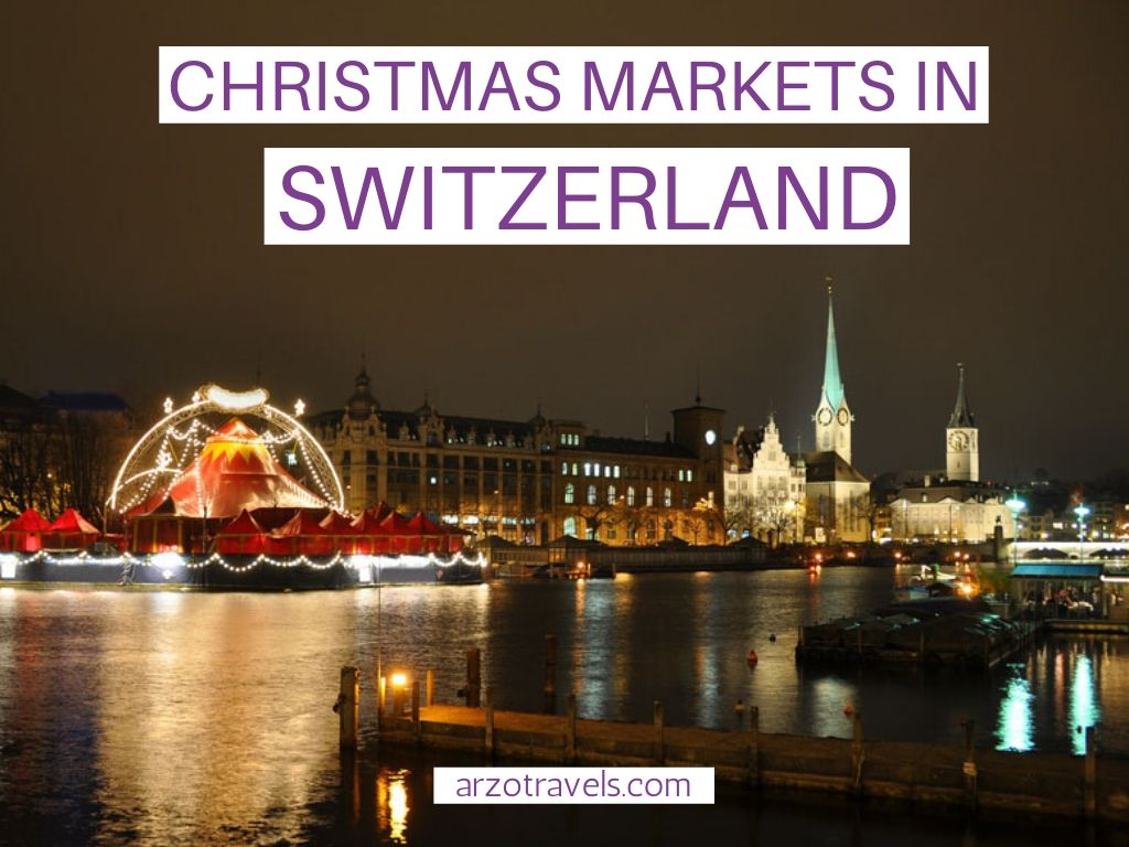 Best Christmas markets in Switzerland to visit