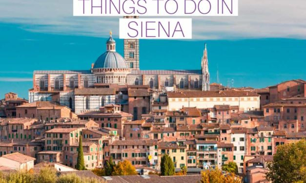 Best Things to Do in Siena in One Day