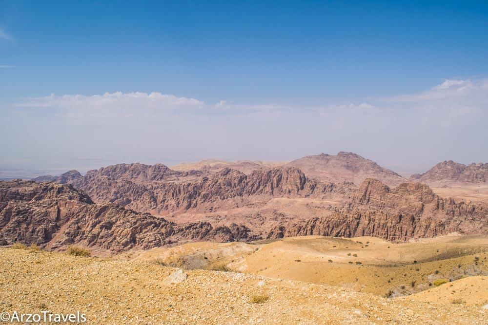 10-Day Jordan road trip
