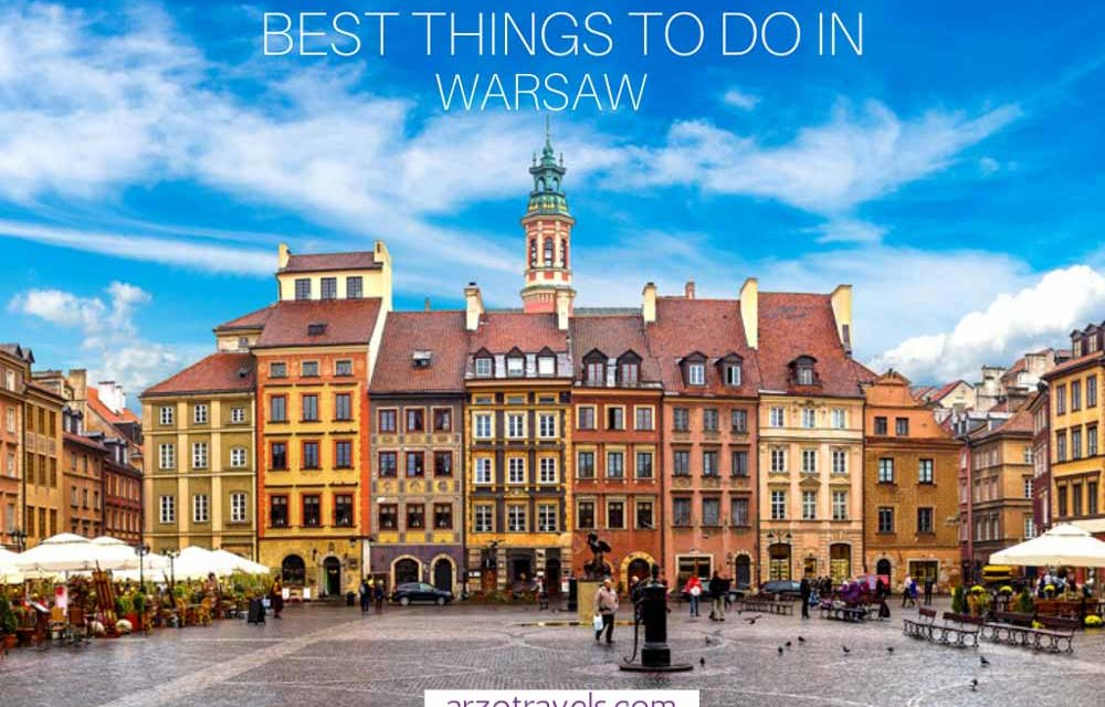 2-Day Warsaw Itinerary