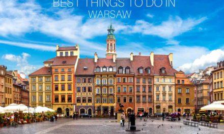 2-Day Warsaw Itinerary