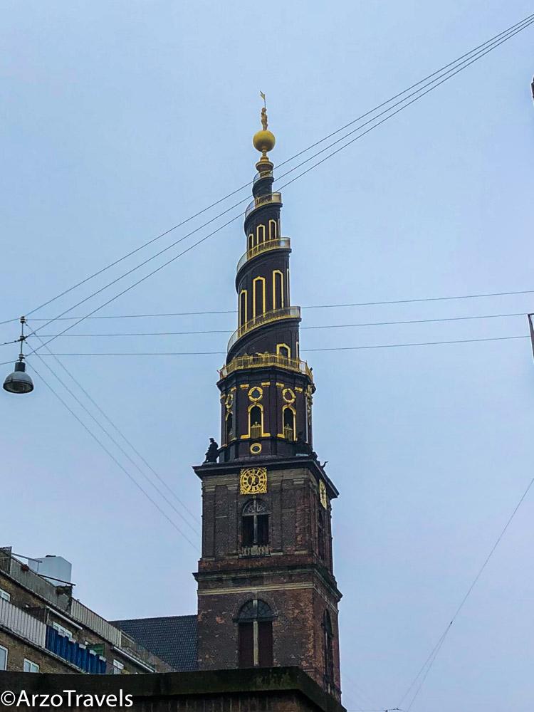 Copenhagen Our Church Saviour