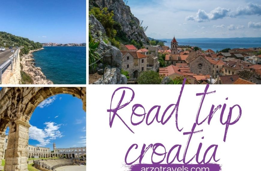 HOW TO CREATE AN EPIC CROATIA ROAD TRIP