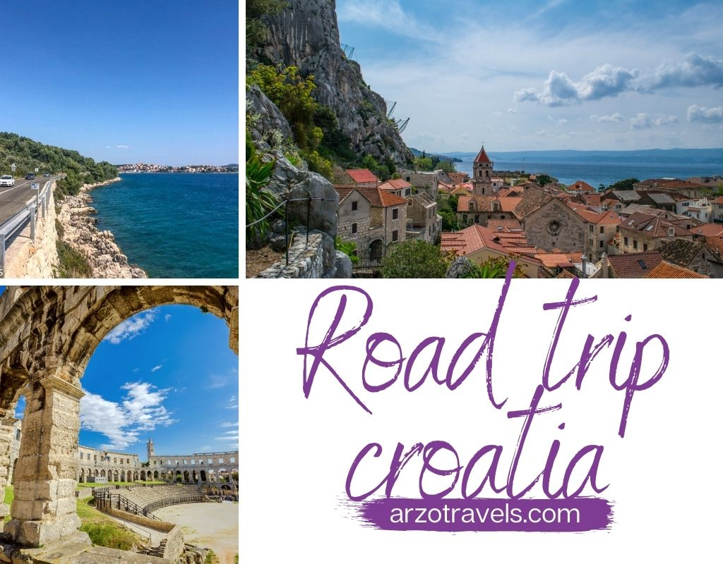 Croatia road trip