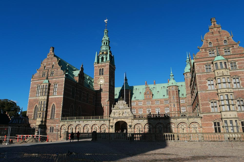 Frederiksborg Castle Near Copenhagen