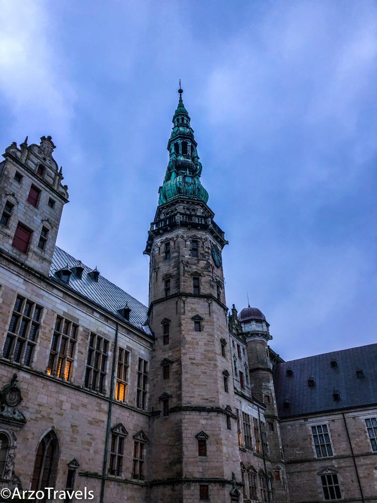 Hamlet Castle near Copenhagen