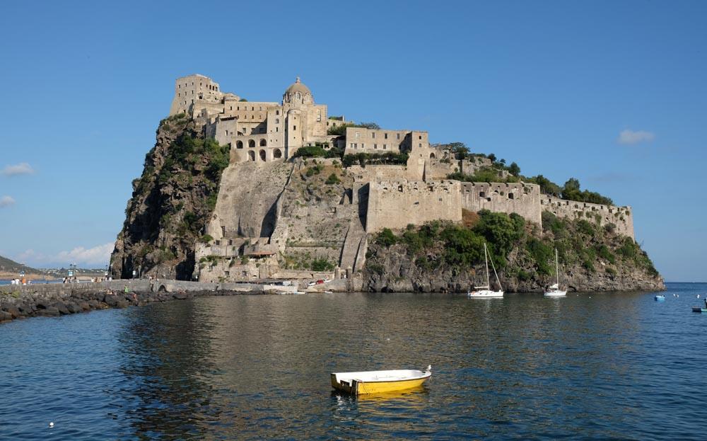 Ischia in Italy