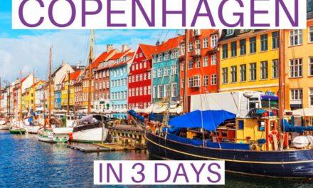 How to Spend Fun 3 Days in Copenhagen