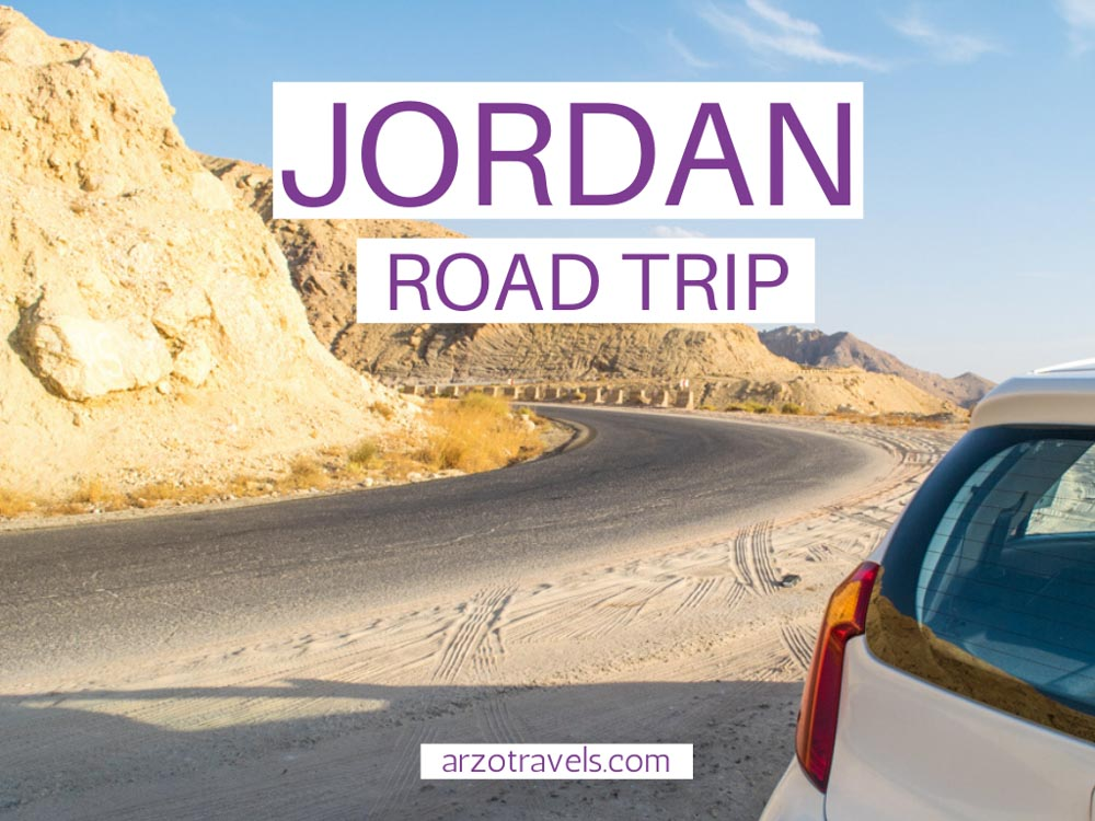 How to Have an Epic Jordan Road Trip