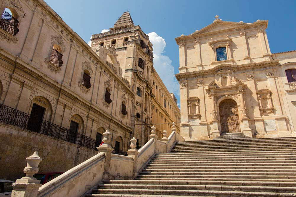 Noto Sicily a must-see in Southern Italy. Veronika TravelGeekeryPinterest