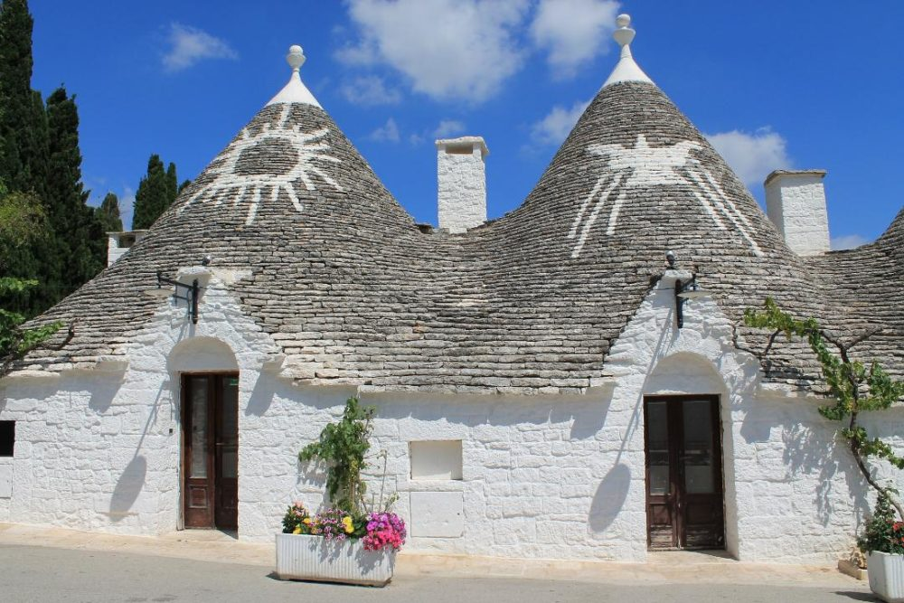Puglia is one of the best places to visit in South Italy