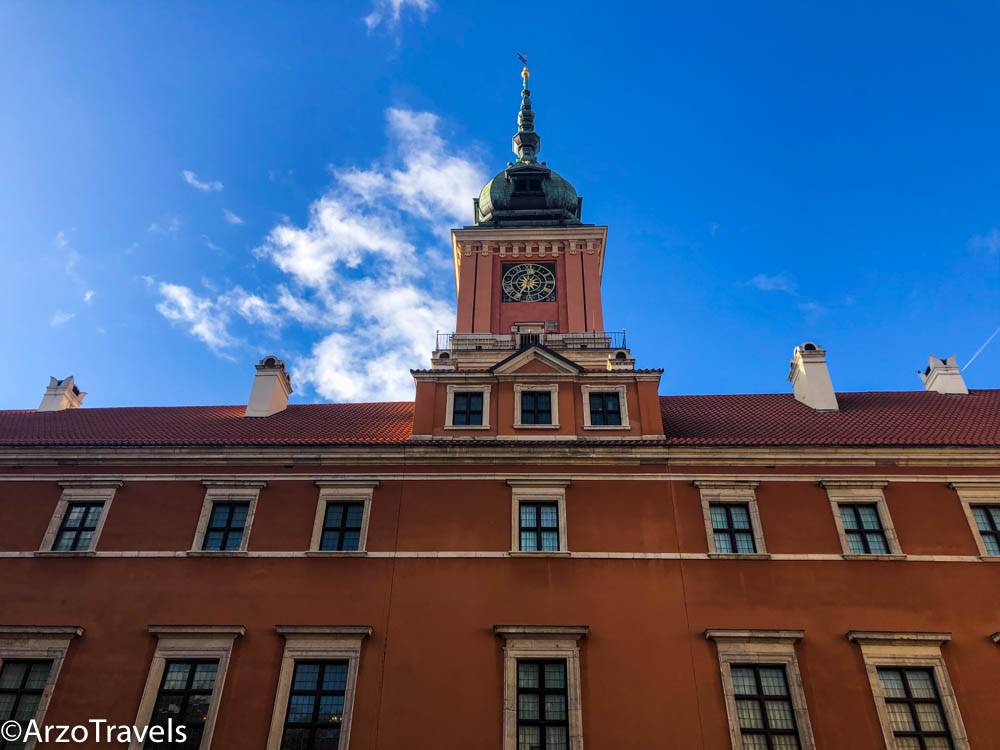 Royal Palace in Warsaw
