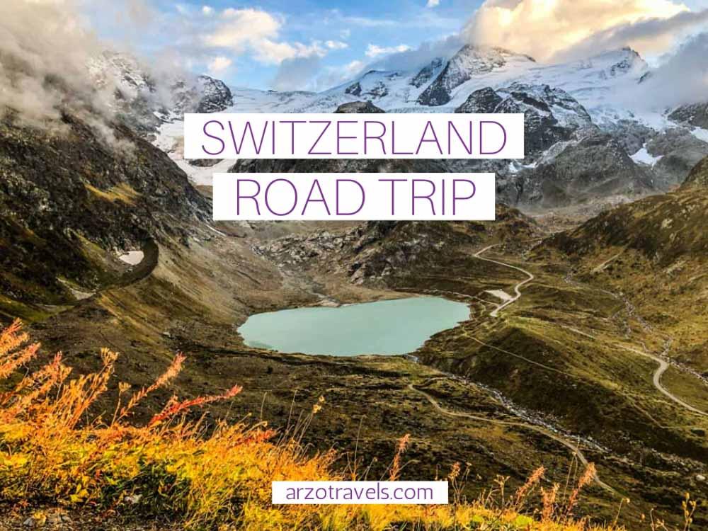 The Best Switzerland Road Trip