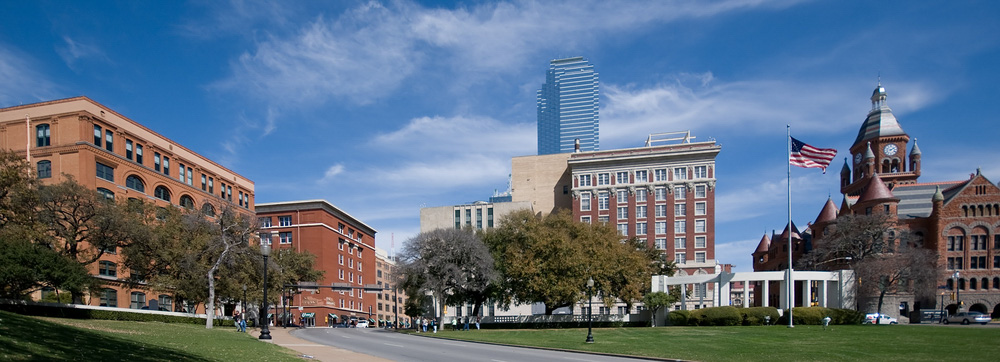 Dealey Plaza in Dallas a must-see in 3 days