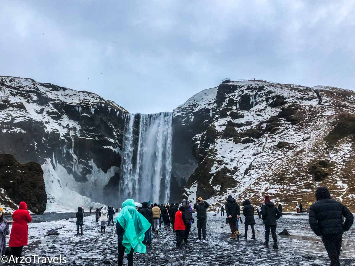 Places to visit in Iceland in winter - and what to wear