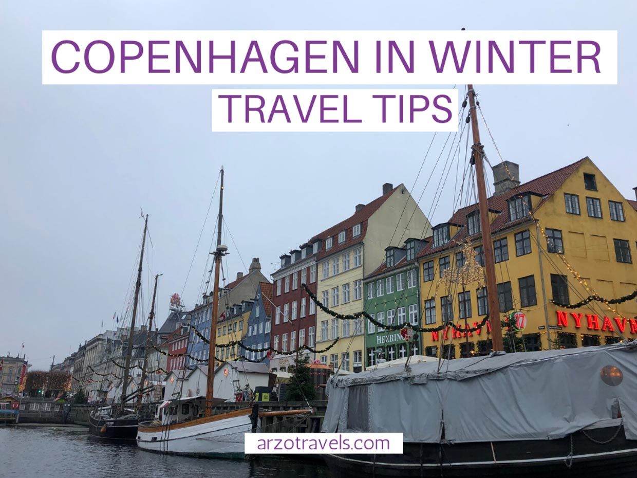 TRAVEL TIPS FOR VISITING COPENHAGEN IN DECEMBER