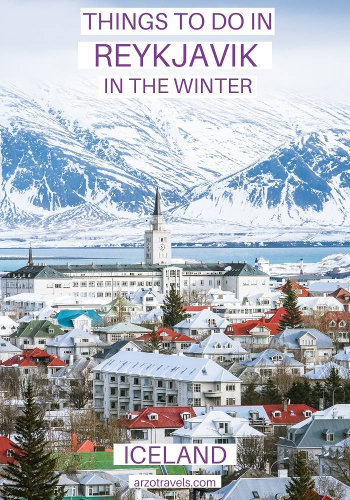 Things to do in REYKJAVIK in winter, Iceland, ARZO TRAVELS