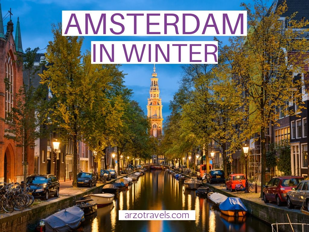 Best things to do in Amsterdam in winter