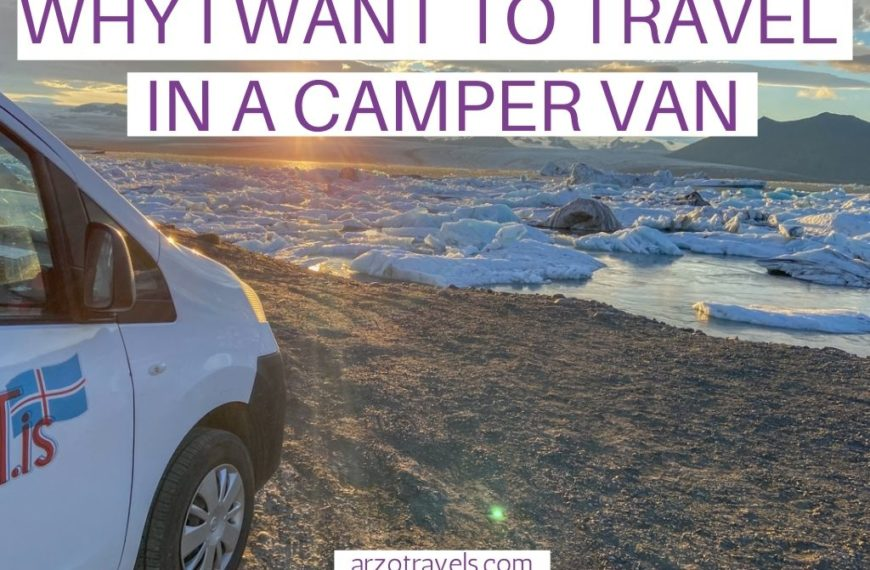 Reasons to Do Solo Female Travel in a Camper Van