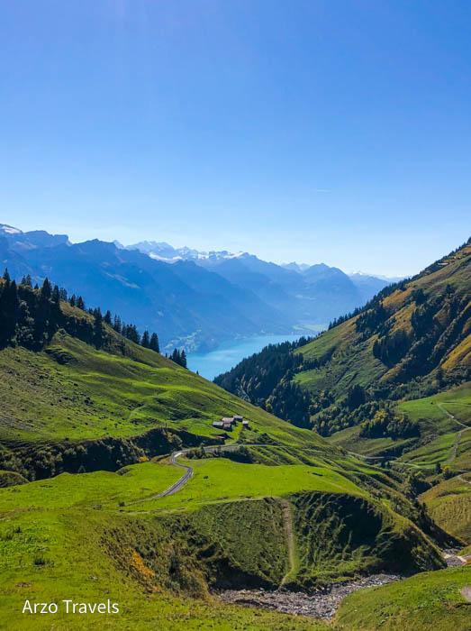 View of Lake Brienz