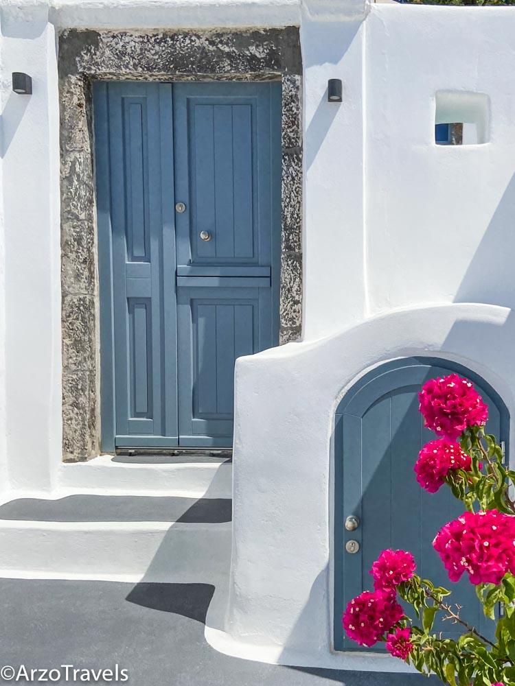 Beautiful Pyrgos in Santorini, Greece Arzo Travels