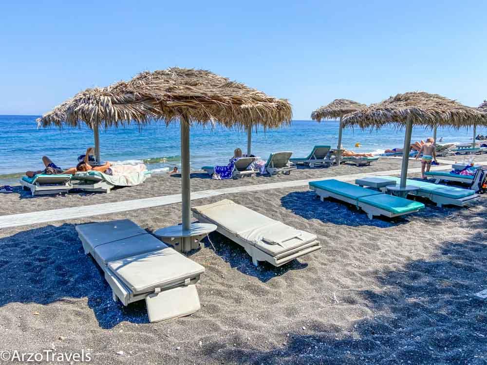 Fira to Oia Santorini Arzo Travels