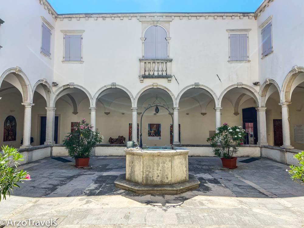 Monastery Piran, Slovenia Arzo Travels