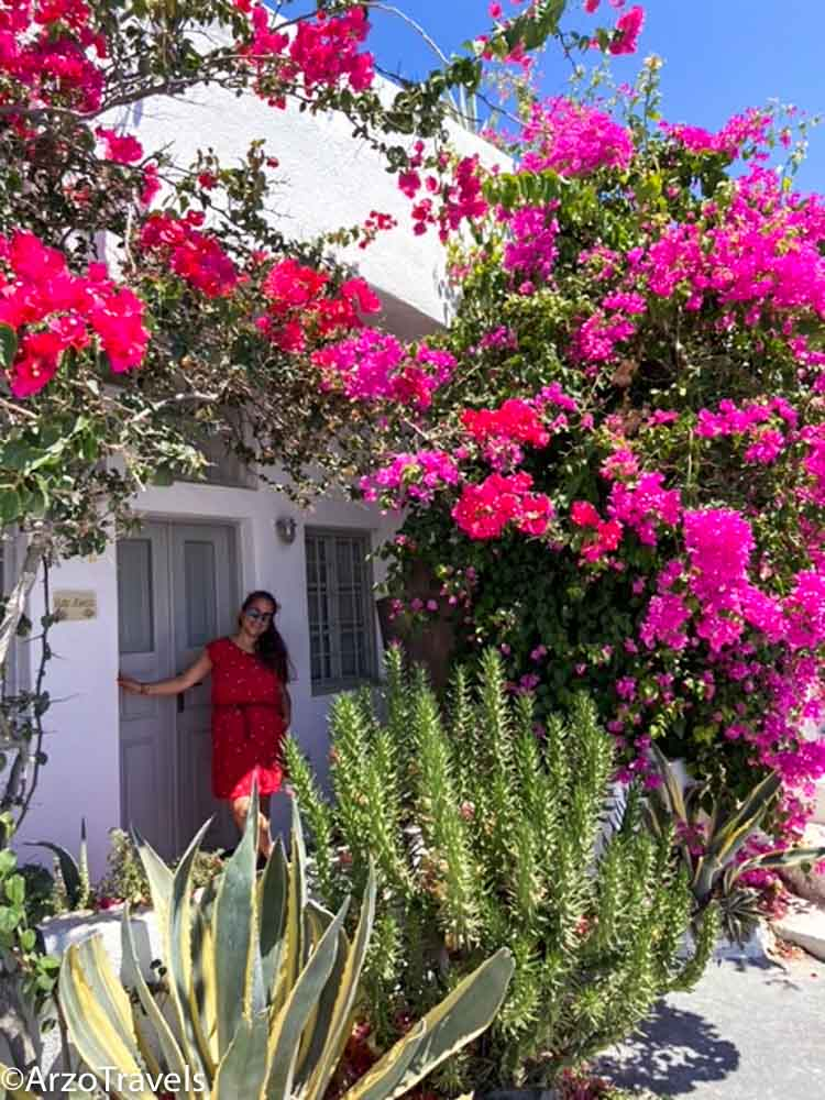 Santorini Arzo Travels