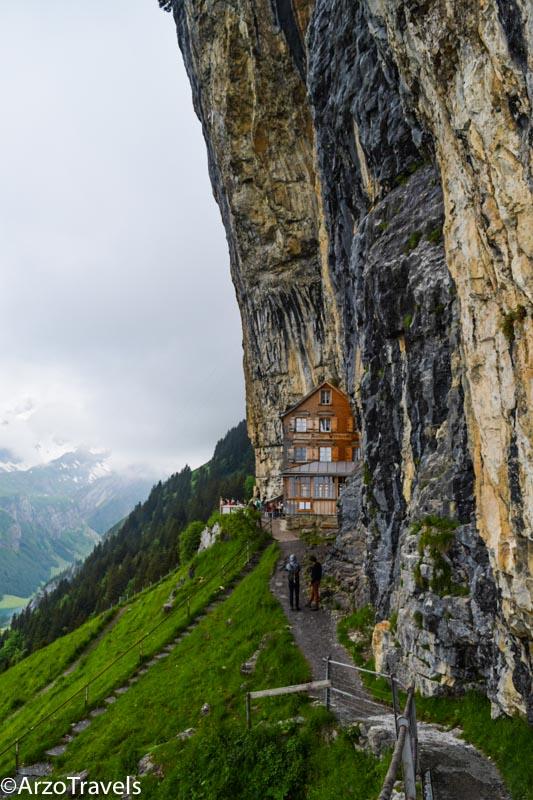 Aescher in Appenzeller Land Arzo Travels