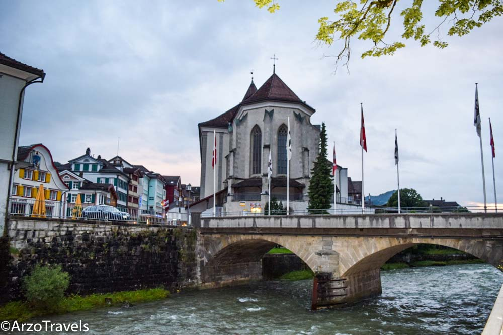Appenzell in Switzerland things to do Arzo Travels