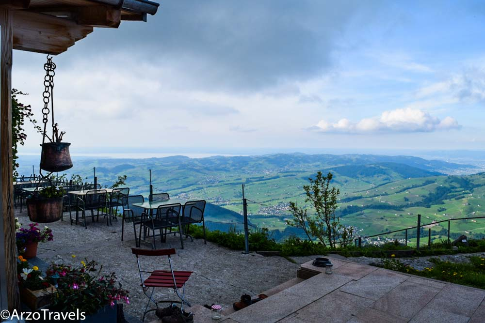 Ebenalp Mountain Guest House with Arzo Travels