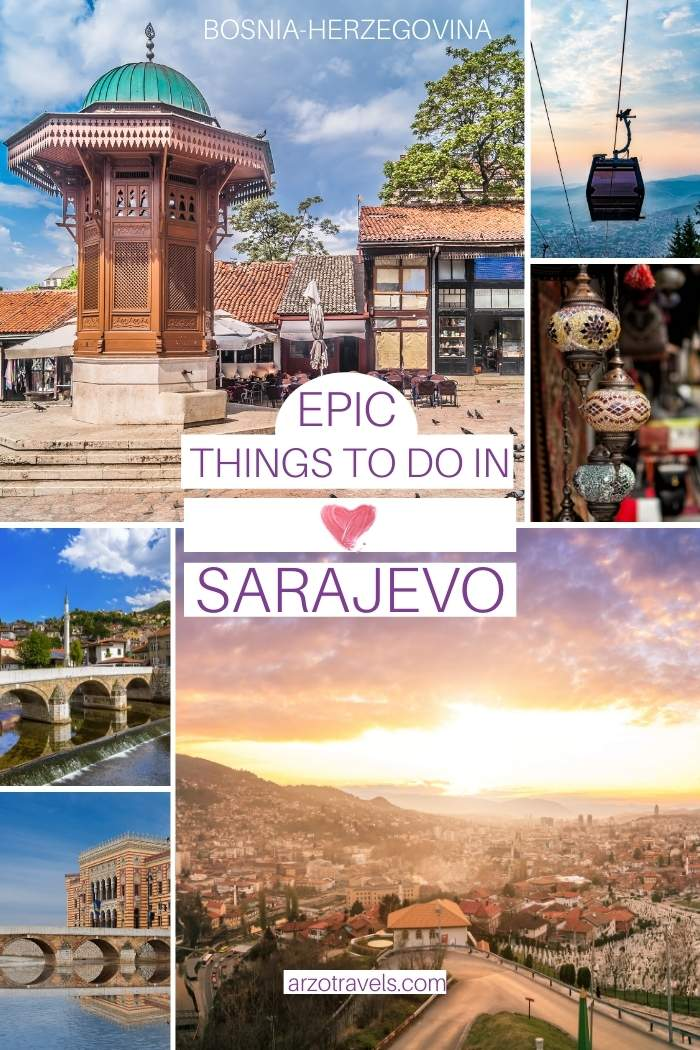 Things to do in Bosnia-Herzegovina, Arzo Travels