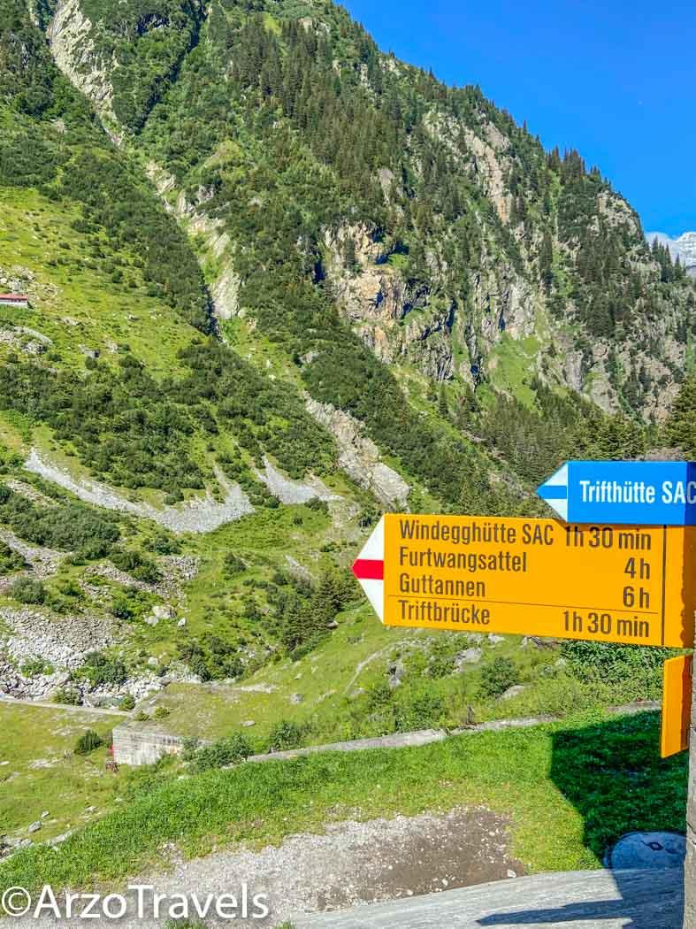 Hiking tips for Switzerland