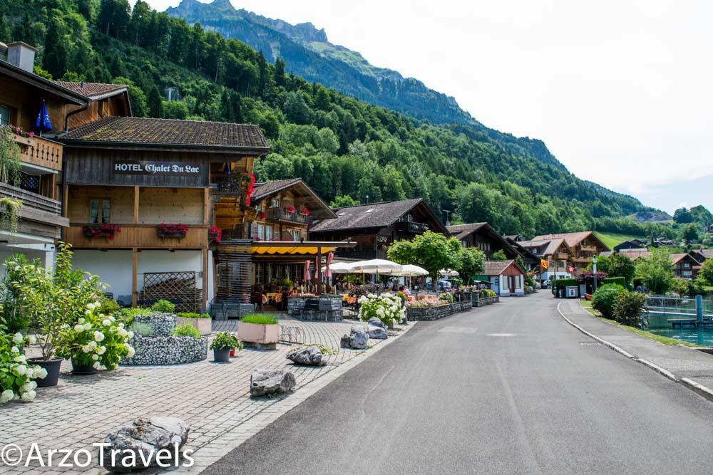 Iseltwald, Switzerland Arzo Travels