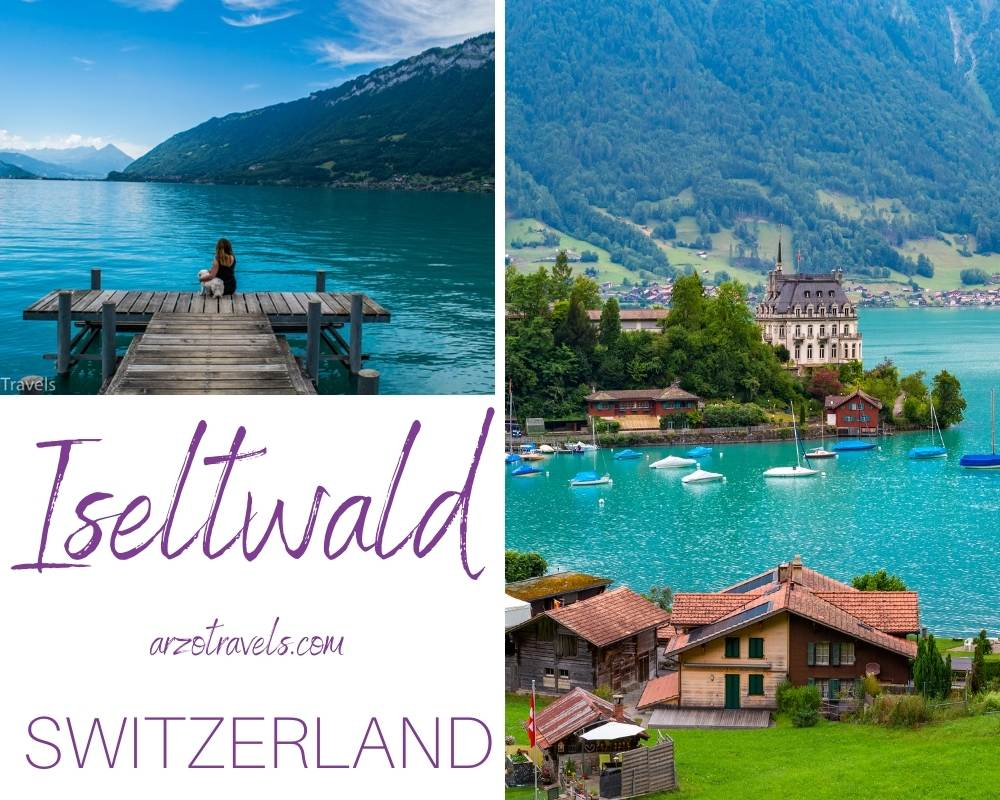 Iseltwald travel guide, Arzo Travels