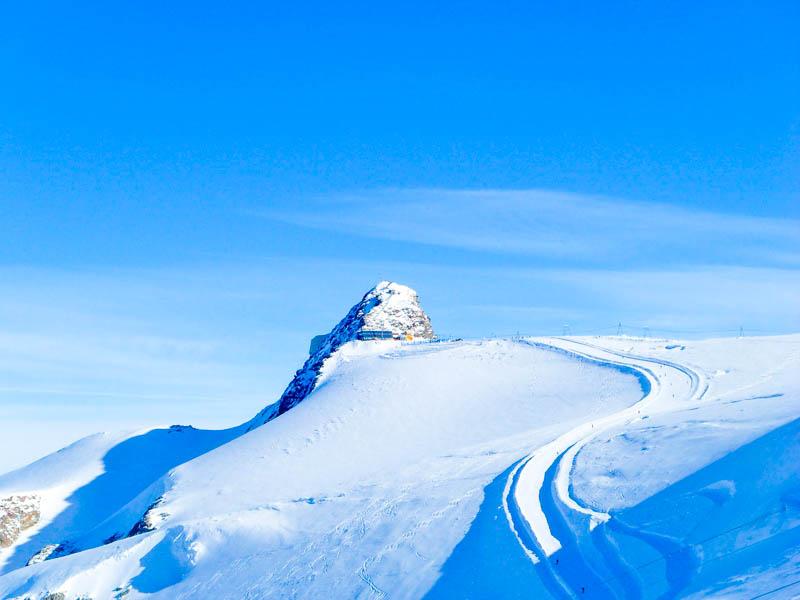 Klein Matterhorn winter sports