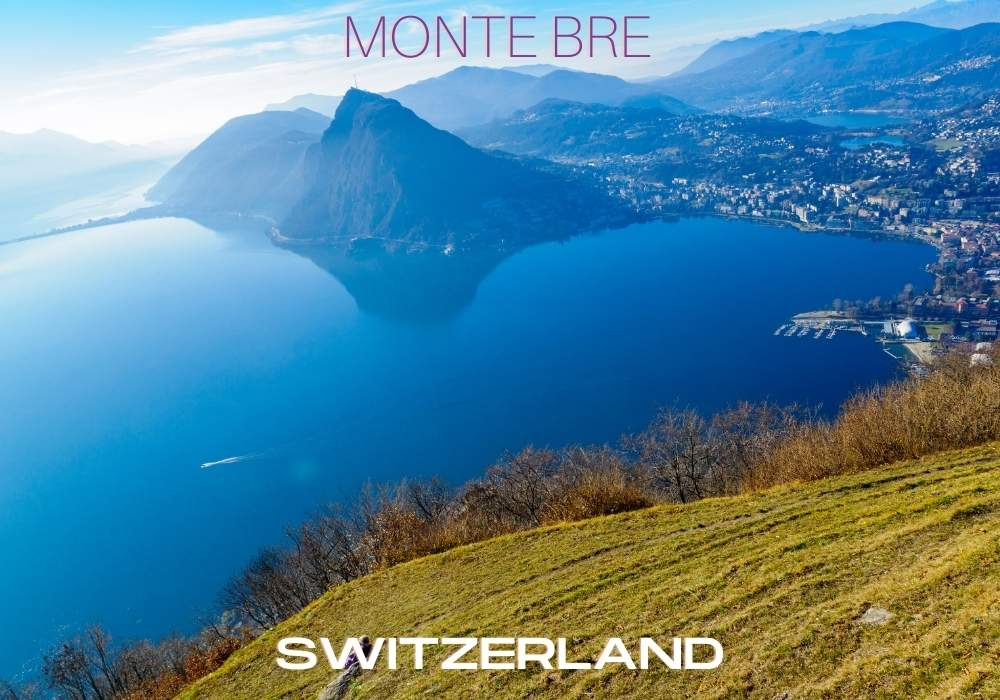 Monte Bre, Switzerland Arzo Travels