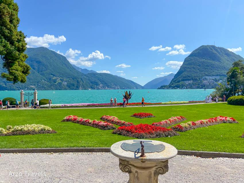 Parco Ciani in Lugano