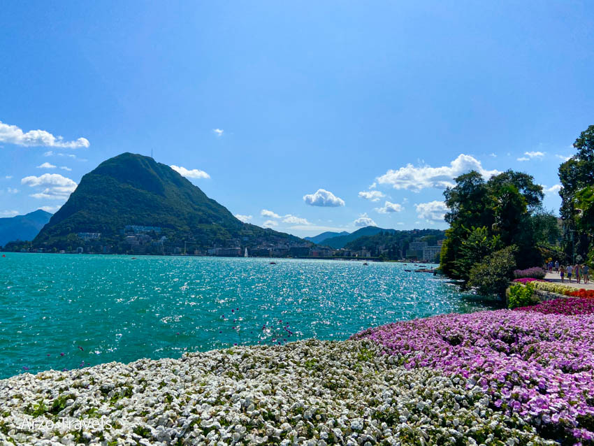 Parco Ciani in Lugano is a must-see